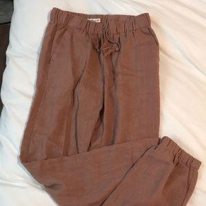 Madewell Linen Pants